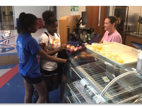 Summer nutrition program helps fuel Byrnes athletes