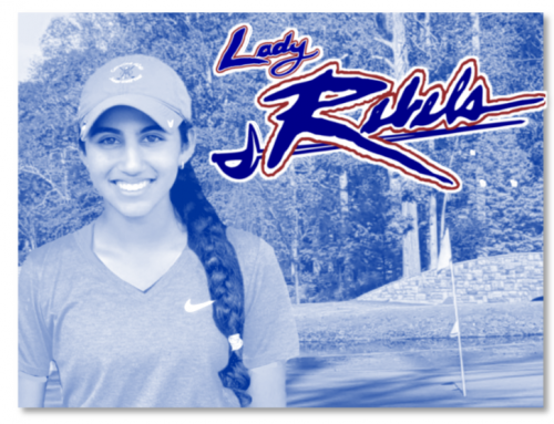 Anika Rana makes the 5A All-State Team; Lady Rebels finish 5th at State