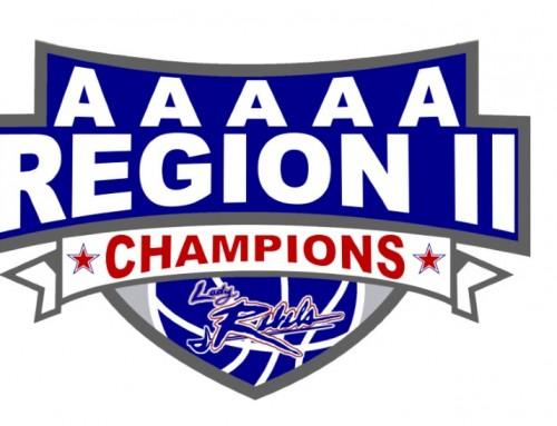 Lady Rebels win Region II Title!