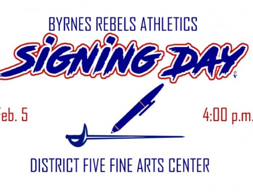 REMINDER:  Signing Day is tomorrow at 4:00