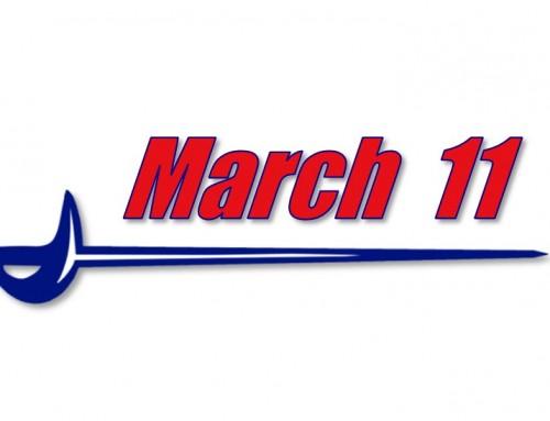March 11:  Softball, Boys LAX, Golf