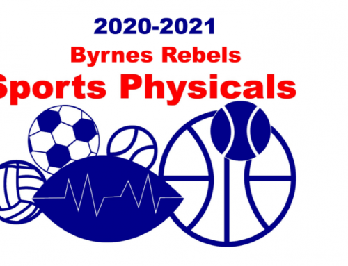 2020-2021 Athletic Physicals
