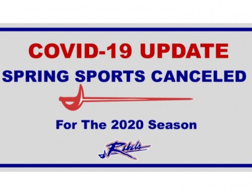 Spring Sports Canceled