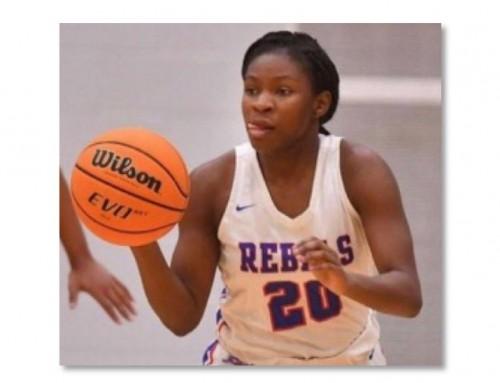 Lady Rebels Basketball earn individual honors!