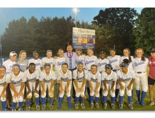 Softball wins Upper-State Title! Will play for State!