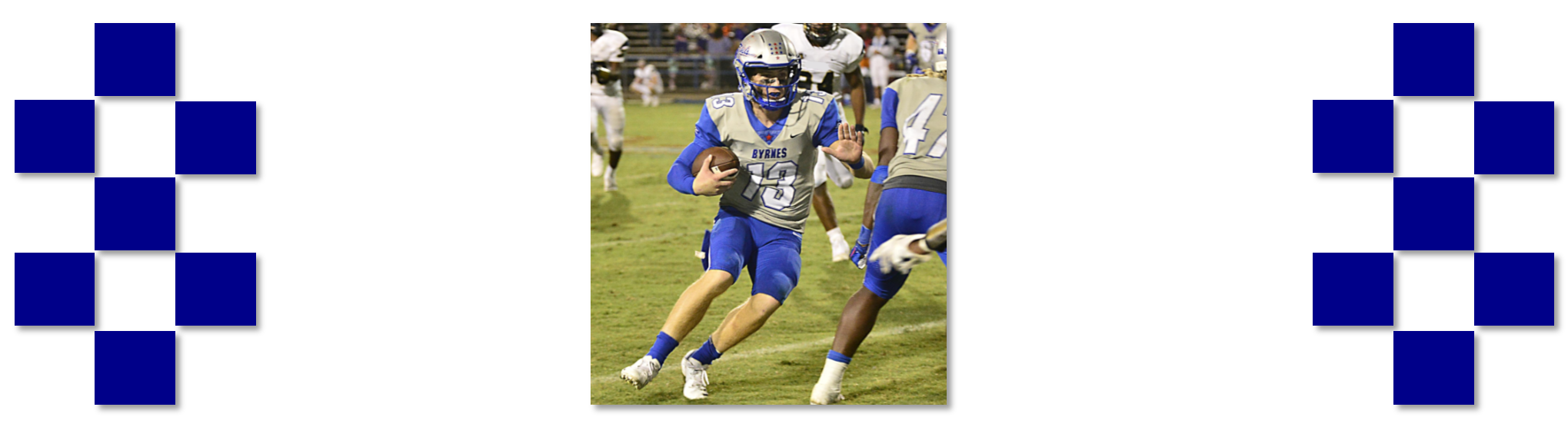 Byrnes celebrates Homecoming; Romps Riverside