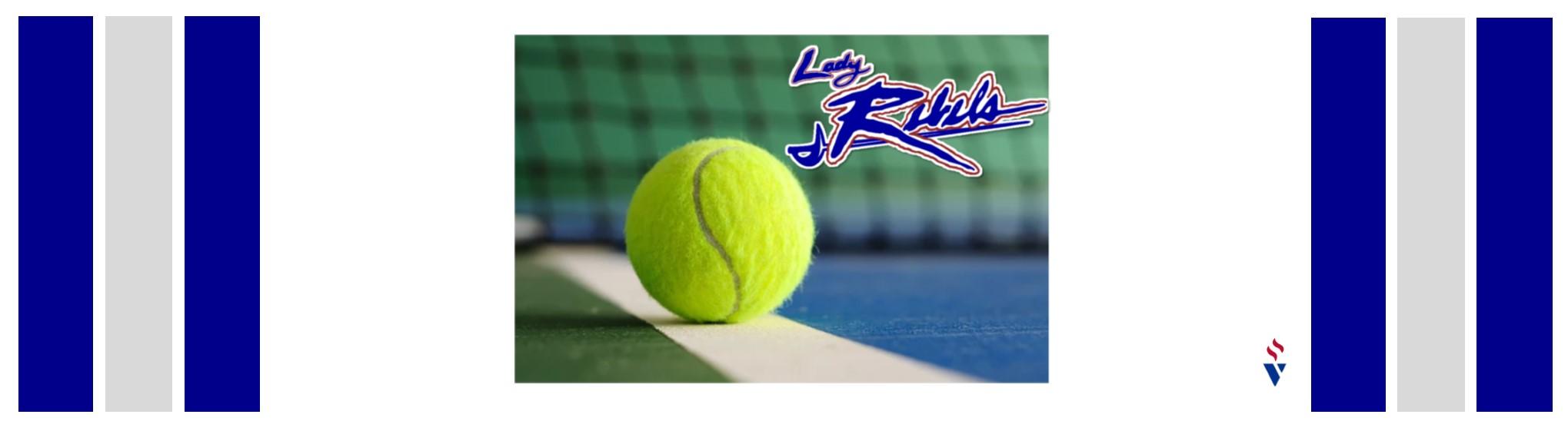 Girls 2020 Tennis Schedule Released!