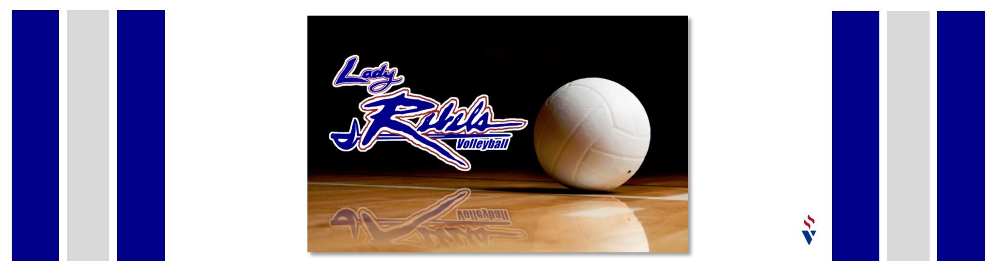 Updated Volleyball Schedule