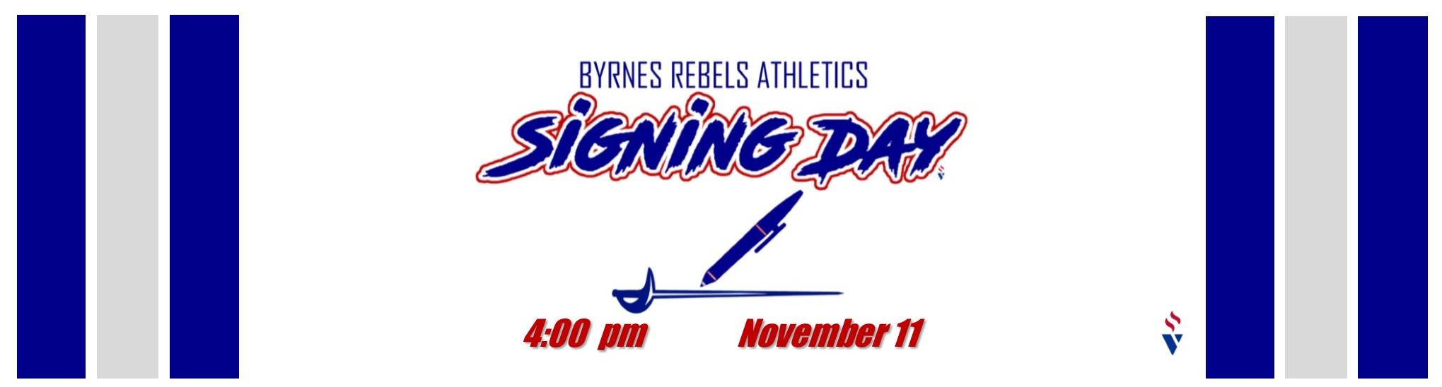 Signing Day is Nov. 11